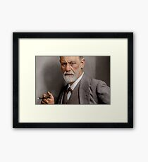 Freud Framed Print