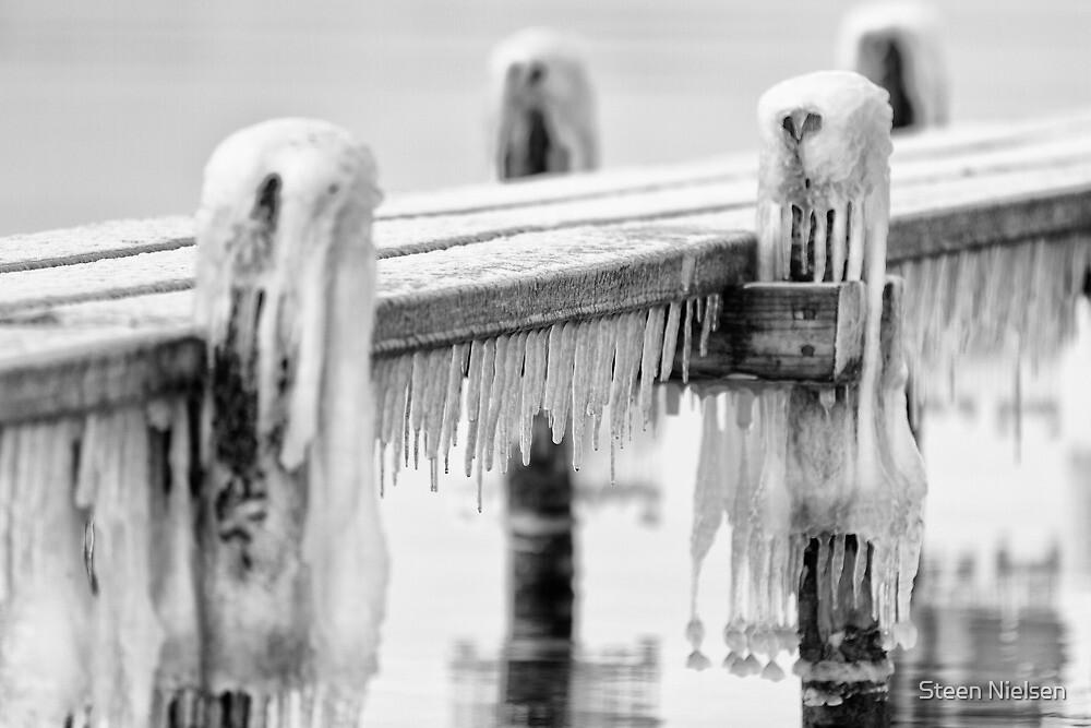 Freezing ..... by Steen Nielsen