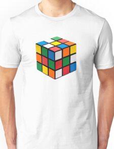 Rubik's cube stuff Unisex T-Shirt
