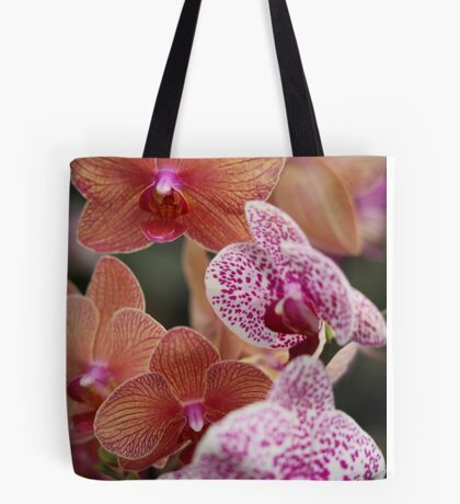 Orchids Tote Bag