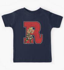 R-Guile (argyle) Kids Tee