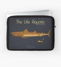 Das Leben Aquatic - Jaguar-Haifisch Laptoptasche