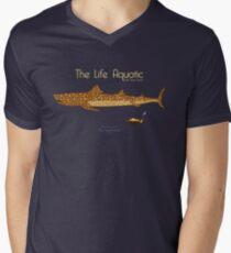 The Life Aquatic - Jaguar Shark Men's V-Neck T-Shirt