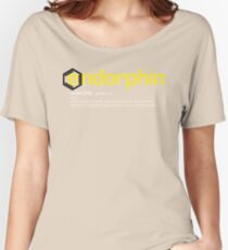 Endorphin Dictionary Women's Relaxed Fit T-Shirt