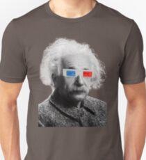 Einstein - 3D T-Shirt