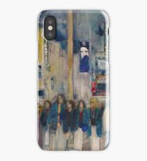 Phantom of the Opera New York Theatre District  iPhone Case