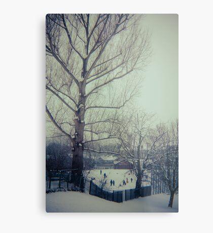 Bethune Park, Friern Barnet. Metal Print