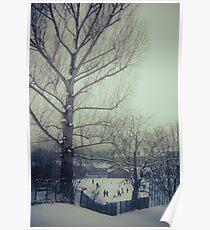 Bethune Park, Friern Barnet. Poster