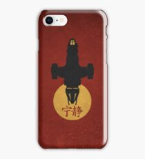 Firefly - Serenity Silhouette - Joss Whedon iPhone Case/Skin