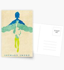 Skyward Postkarten