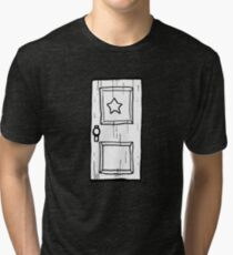 Scott Pilgrim vs The World // Subspace Door Tri-blend T-Shirt