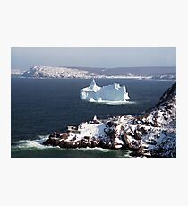 King of the Sea Photographic Print