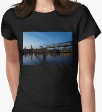 Reflecting on Bridges and Skylines - City of London, England, UK T-Shirt