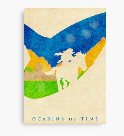 Ocarina Canvas Print