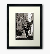 To Be... Framed Print