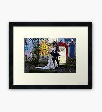 Hamlet's Waltz Framed Print