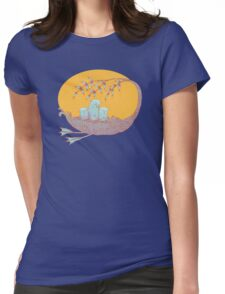 Sweet Dreams of the Owl Pups on their Night Journey T-Shirt