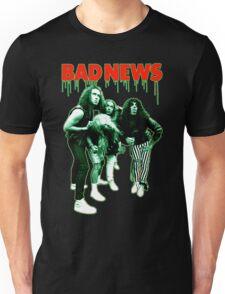 BAD NEWS Comic Strip Presents Unisex T-Shirt