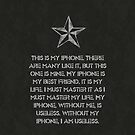 This is my iPhone by Teevolution