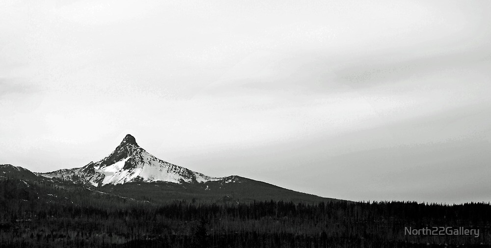 Mount Washington  by North22Gallery