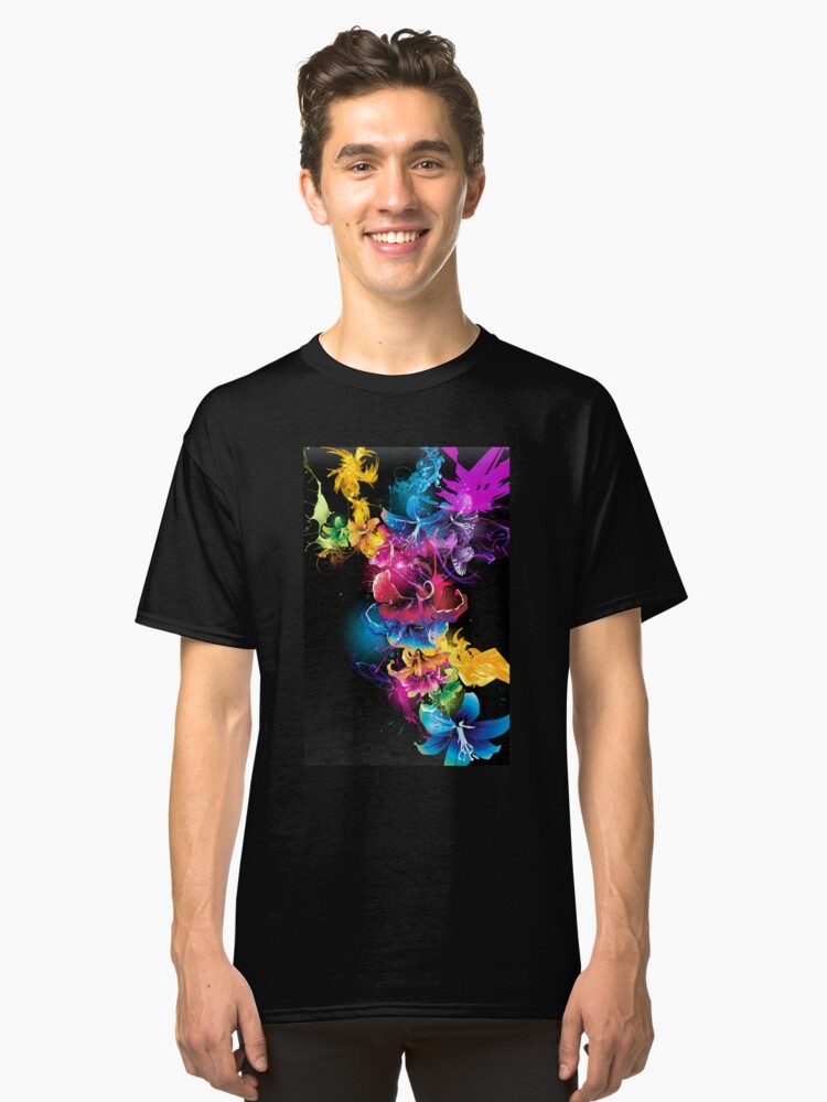 Morning Flight Classic T-Shirt Front