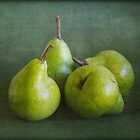 Pears 4 by Clare Colins