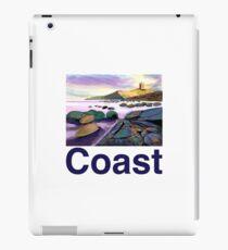 Northumberland rocks iPad Case/Skin