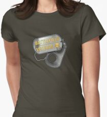 Battlefield Veteran Womens Fitted T-Shirt