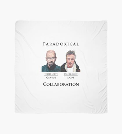Paradoxical Collaboration Scarf