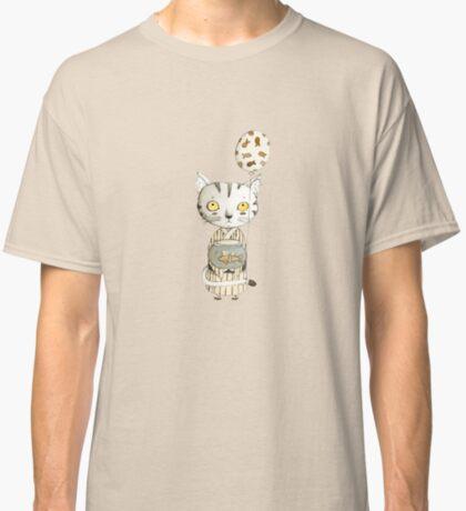 Birthday Cat Classic T-Shirt