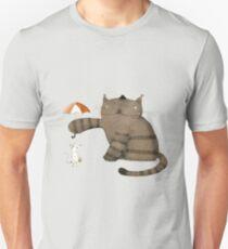 Umbrella Unisex T-Shirt