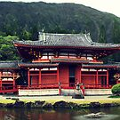 The Byodo-In Temple by Kahlia Huddleston