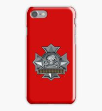 Battlefield medal iPhone Case/Skin