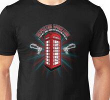 Inspector Spacetime v.2 Unisex T-Shirt