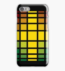 Yellow Colour Chart iPhone Case/Skin