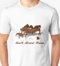 Soft Grand Piano Unisex T-Shirt
