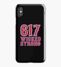 617 Wicked Strong iPhone Case/Skin