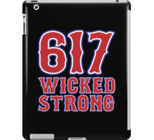 Quot 617 Wicked Strong Quot Stickers By Wickedcool Redbubble