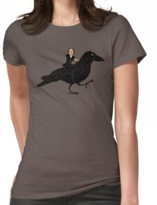 Poe and Raven Womens Fitted T-Shirt