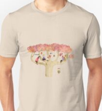 Playing In The Tree Unisex T-Shirt