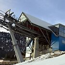 The Gondola station by Steve plowman