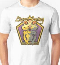Lizard Lacing Code Chasing Unisex T-Shirt