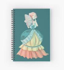 Steven Universe Victorian Pearl Spiral Notebook