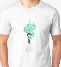 Sherlock Holmes- Bluebell: Like a fairy T-Shirt
