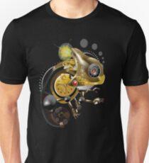 Clockwork Chameleon Unisex T-Shirt