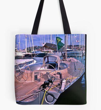 5 ★★★★★ . One day at Costa Smeralda . Porto Cervo. Sardegna . Bella Italia. by Brown Sugar. Views (200) grazie amici ! Tote Bag