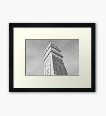 A Church in Pirano. Framed Print