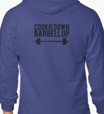 COOKIE DOWN BARBELL UP T-Shirt