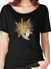 Sandslash Women's Relaxed Fit T-Shirt