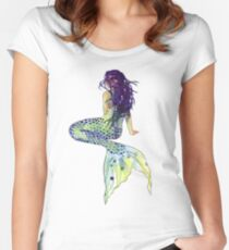 Mermaid Women's Fitted Scoop T-Shirt